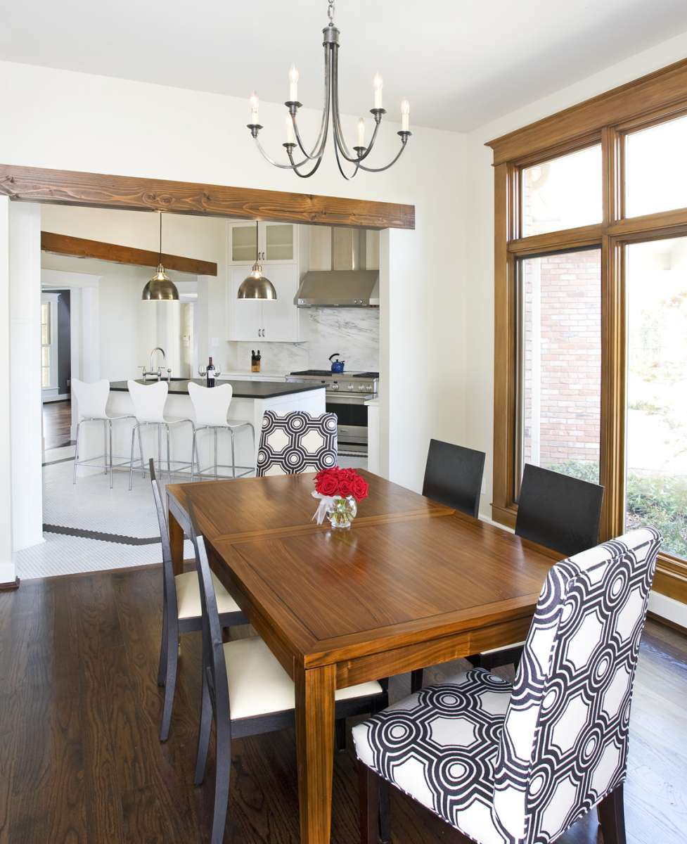 Breakfast Nook Addition in Northwood Hills