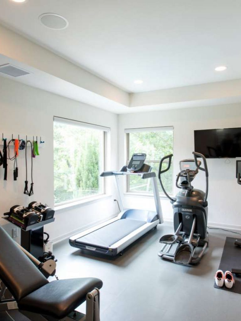 home gym in Northwood Hills