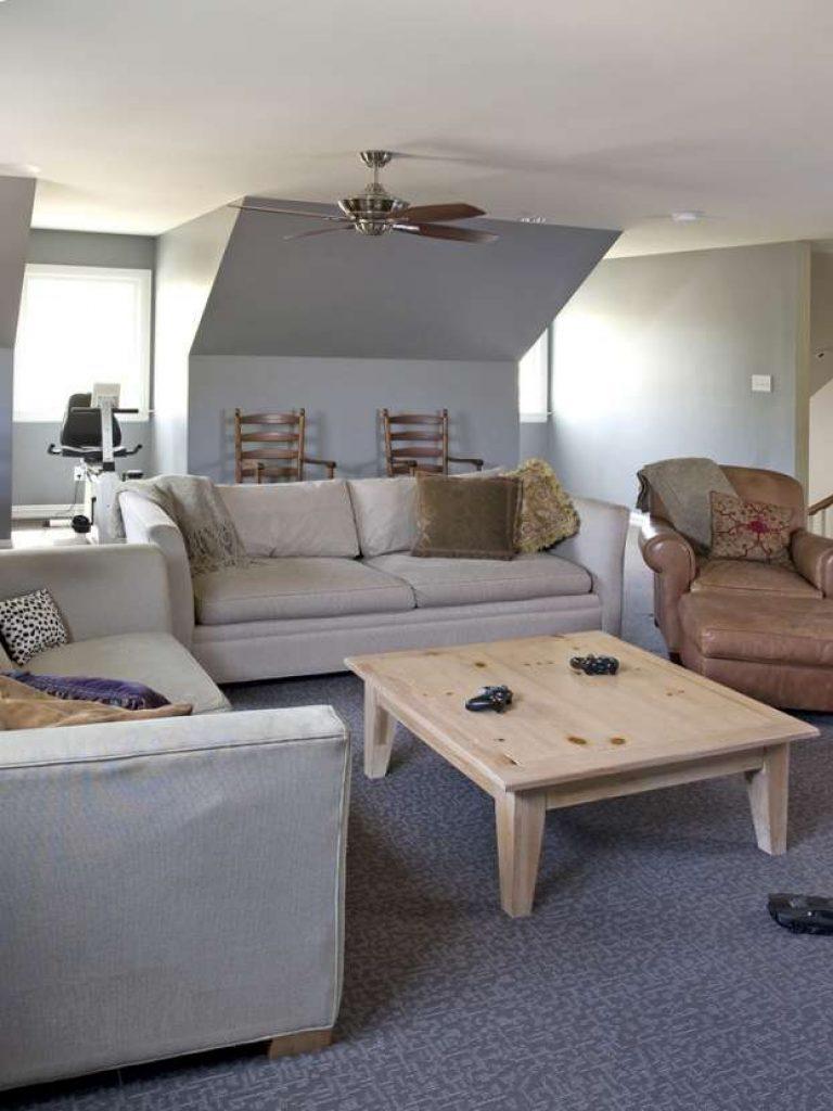 Bonus Room in Northwood Hills addition Dallas