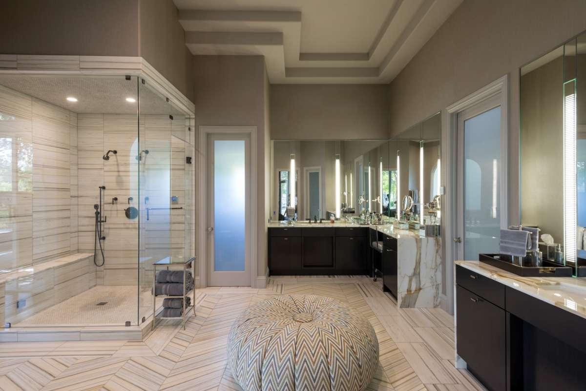 master bathroom remodel in plano