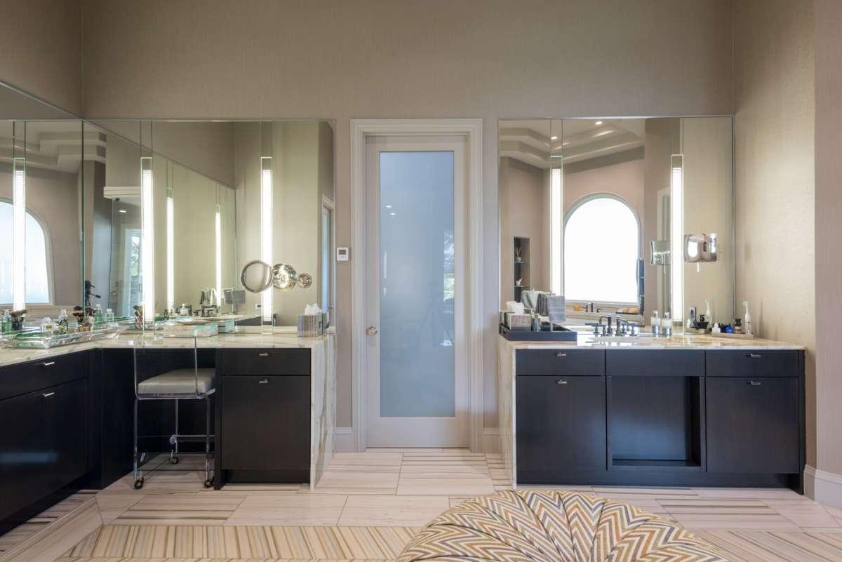 master bathroom vanities in plano remodel