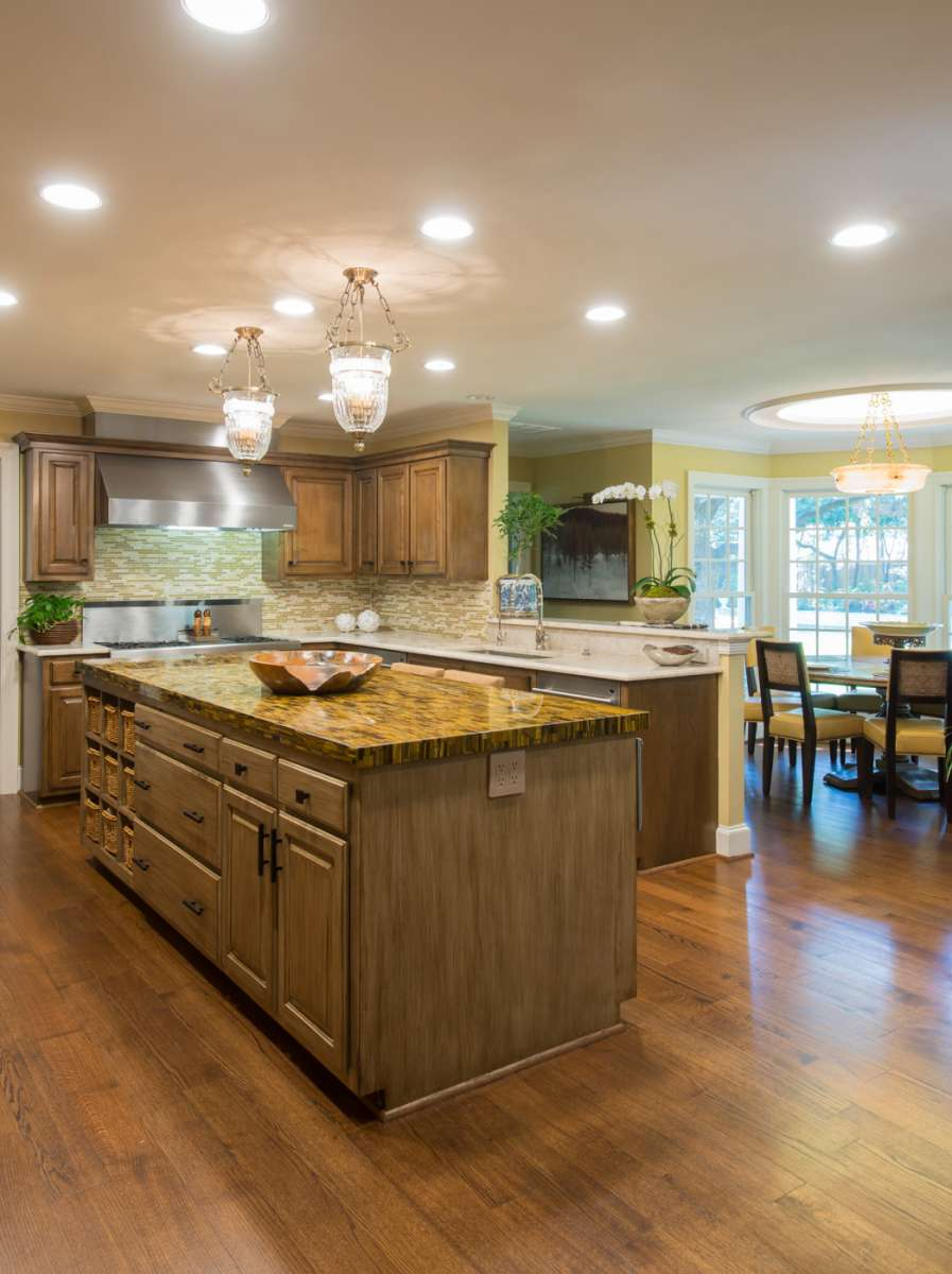 preston hollow kitchen remodel