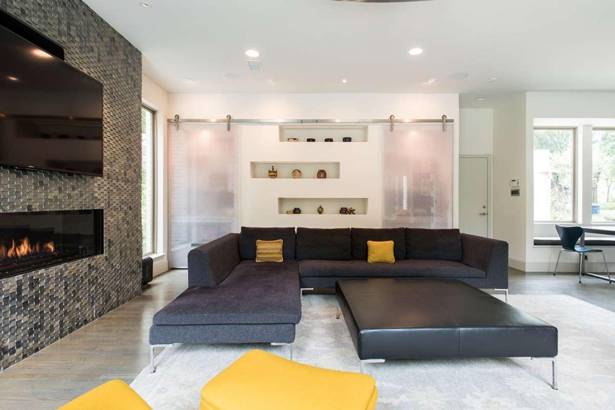 sliding doors in Northwood Hills whole home remodel
