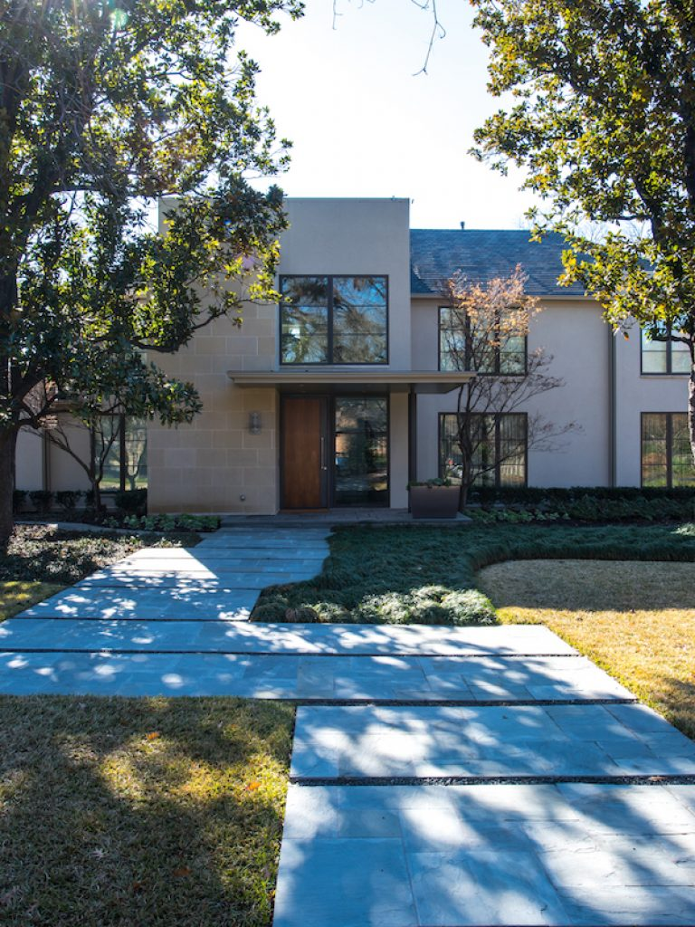 preston hollow curb appeal