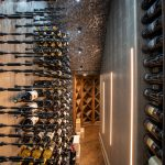 Plano Contemporary Wine Room