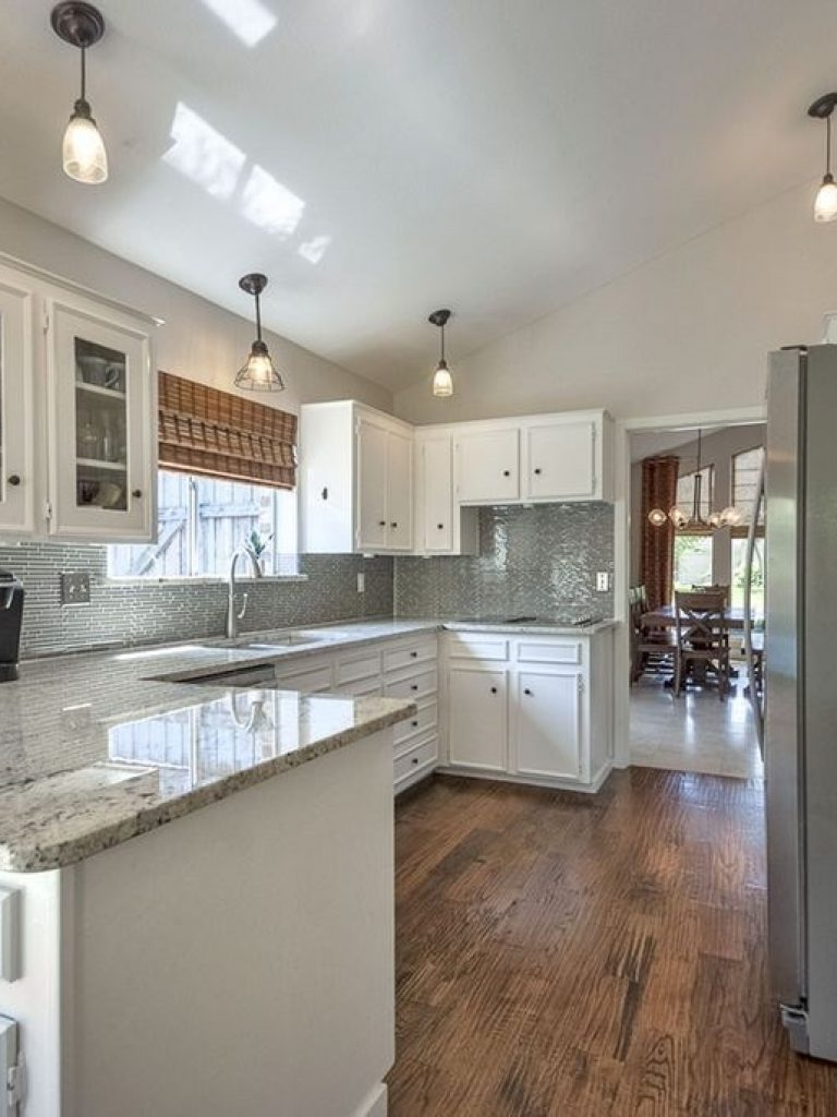 2nd Before picture of North Dallas Kitchen Remodel